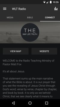 The Way, Life, Truth Radio screenshot 2