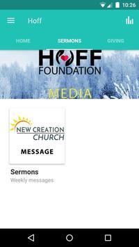 Hoff Foundation screenshot 1
