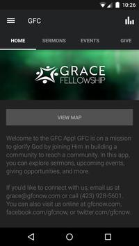 Grace Fellowship Johnson City poster