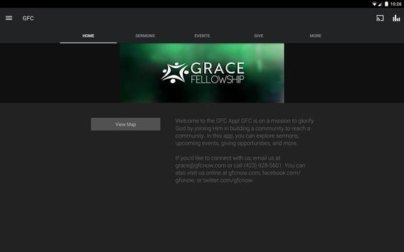 Grace Fellowship Johnson City apk screenshot
