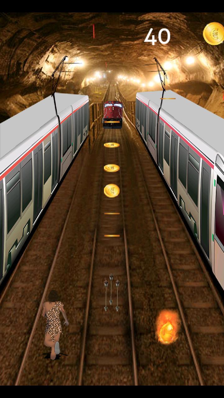Subway Tarzan Run for Android - APK Download