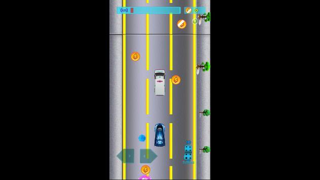 McQueen Adventure Lightning run apk screenshot