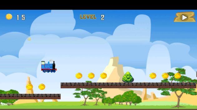 Subway Thomas Train Game apk screenshot