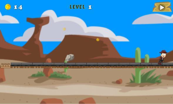 Subway Train Nobita Run screenshot 4