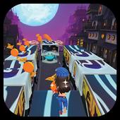 New Zombie Subway Run : Temple Surf 2018 icon