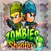 Zombie Shooter Runner icon