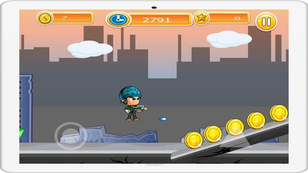 Zombie Shooter Runner screenshot 4