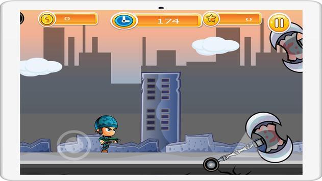 Zombie Shooter Runner screenshot 5