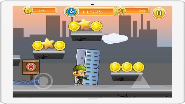 Zombie Shooter Runner screenshot 8