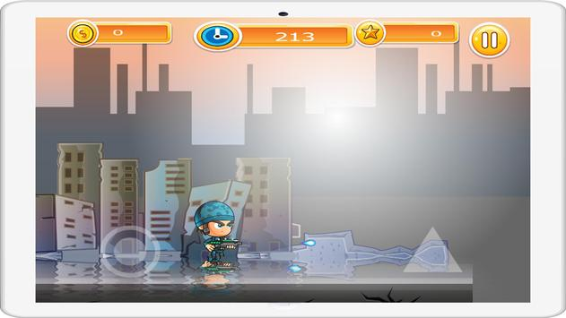 Zombie Shooter Runner screenshot 2