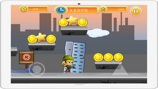 Zombie Shooter Runner screenshot 3