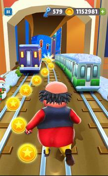 Subway Motu Adventure Patlu apk screenshot