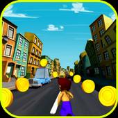Subway Super Run Game icon