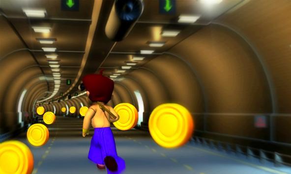 Subway Super Run Game apk screenshot