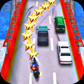 Subway Bike Rush ! icon
