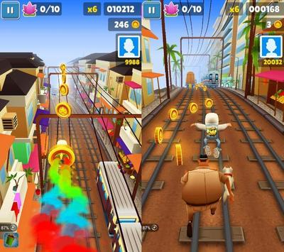 Subway Surf: Bus Rush Hours 2018 screenshot 3