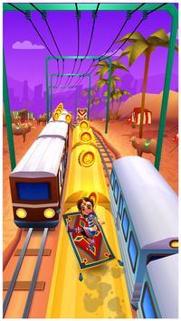 Subway Surf: Bus Rush Hours 2018 screenshot 1