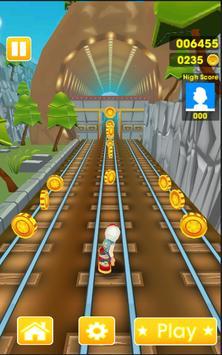 Super Subway Surf: Bus Hours 2017 screenshot 1