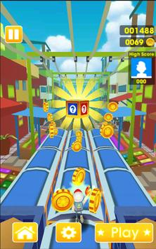 Super Subway Surf: Bus Hours 2017 screenshot 5