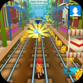 Boy Subway Surf 3D icon