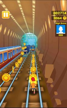 Boy Subway Surf 3D apk screenshot