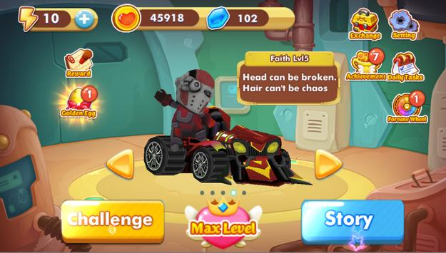 Harley Quinn Kart screenshot 4