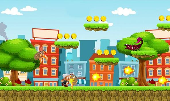 Subway Gran Rush Run screenshot 2