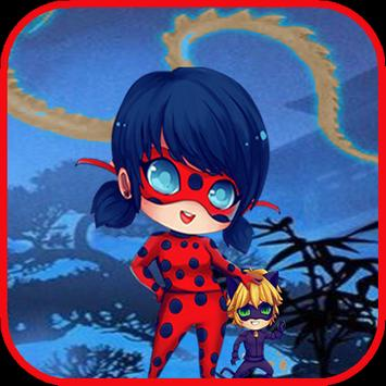 Super Ladybug Troll Advnetures screenshot 1