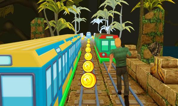 Subway Run Magic Stone apk screenshot