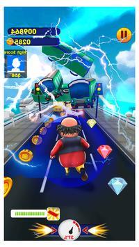Motu Subway Patlu Surfer poster