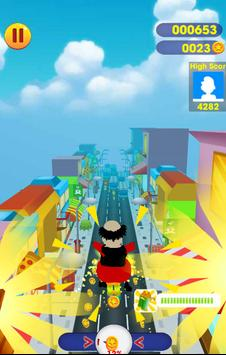 Motu Subway Patlu Surfer screenshot 2