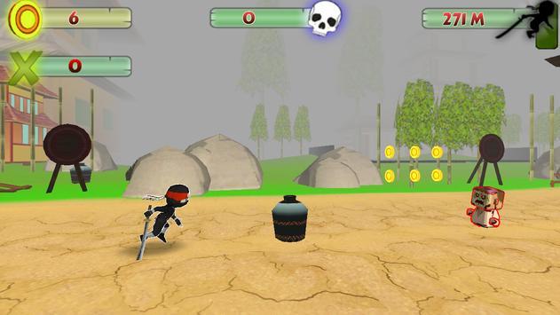 Ninja vs Zombie screenshot 15