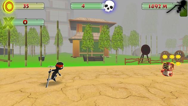Ninja vs Zombie screenshot 18