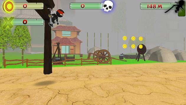 Ninja vs Zombie screenshot 20