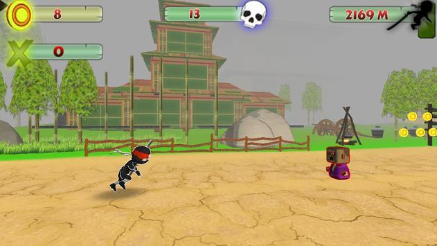 Ninja vs Zombie screenshot 22