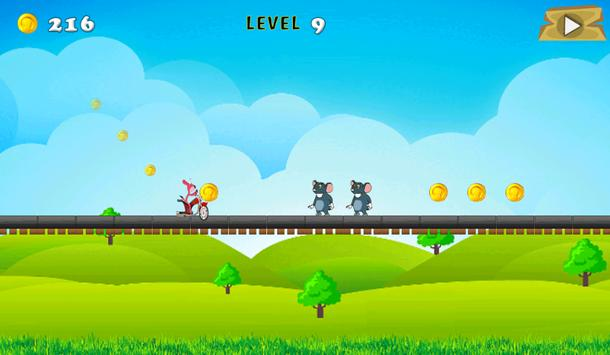 Subway Pakdam Pakdai Running apk screenshot