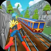 Subway Power Rush Running icon