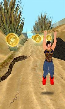 Subway Prince Jungle Run: Rope Dash screenshot 1
