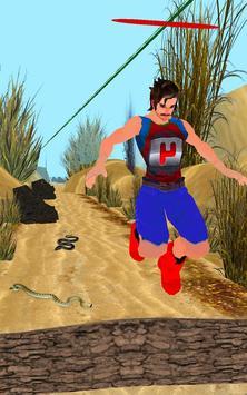 Subway Prince Jungle Run: Rope Dash screenshot 9