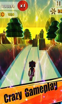 Subway Sonic Run screenshot 2