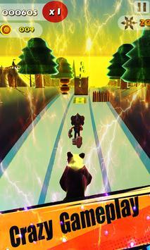 Subway Sonic Run screenshot 3