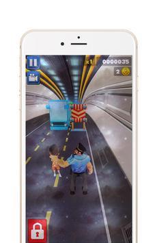 ट्रेन सर्फ के सबवे बच्चे स्क्रीनशॉट 6