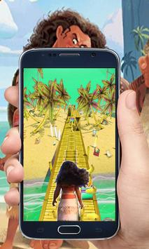 Subway Mona Beach apk screenshot