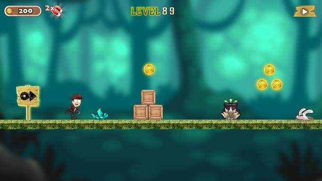 Subway Nobita Runner apk screenshot