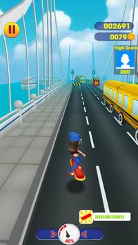 Subway Soy Luna Rush screenshot 2