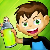 Subway Ben Alien : Ultimate Revengers icon
