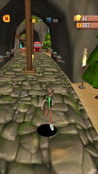 Subway Ben Alien : Ultimate Revengers screenshot 4