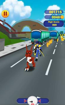 Subway Guildragomon Surf World City Adventure screenshot 1