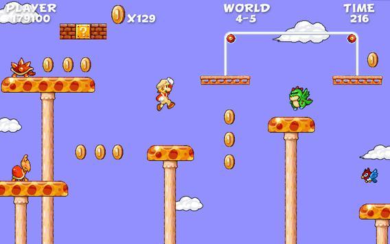 Super Subway Mareo Game apk screenshot