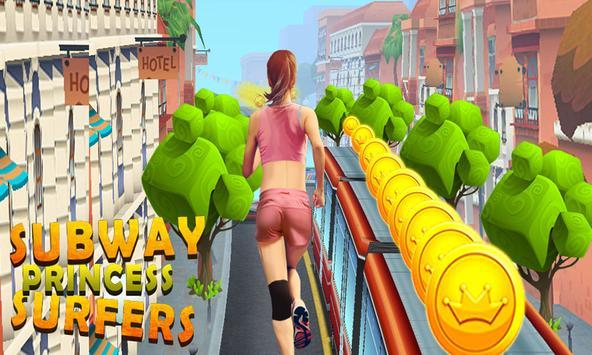 Subway Princess Surfers screenshot 7
